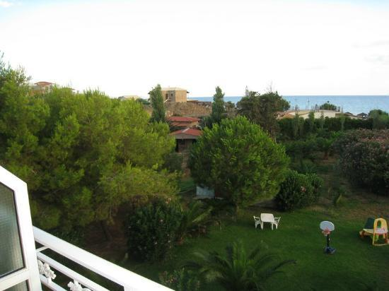 Vasilikos Beach Hotel: view from the room