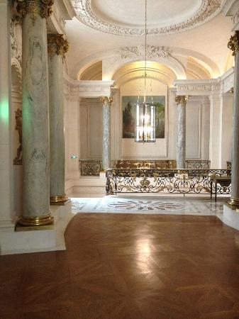 Shangri-La Hotel Paris: étage