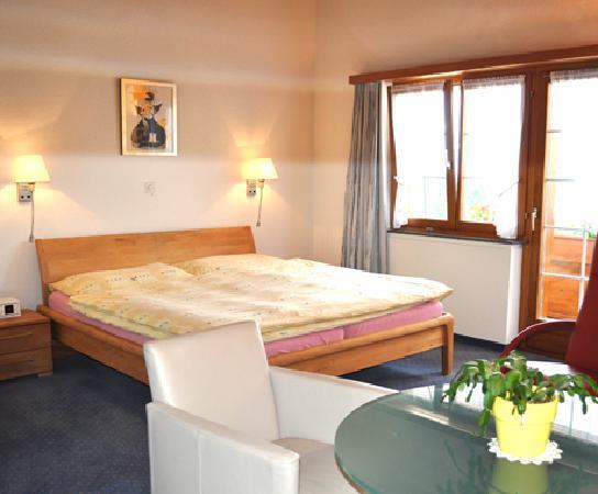 Best Western Hotel Rebstock : Rustikales Zimmer