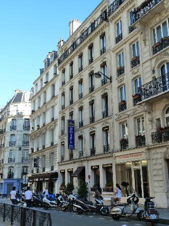 Best Western Jardin De Cluny: Exterior do hotel