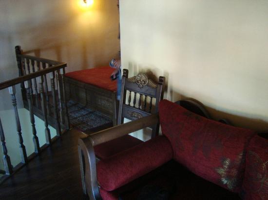 Porto del Colombo Hotel: Upstairs room 9