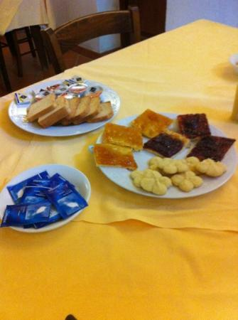Agriturismo Baldassarri: la colazione