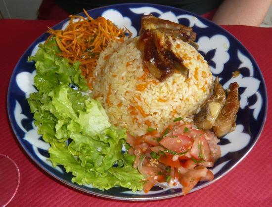 Les saveurs de Samarkand : Plov ouzbek