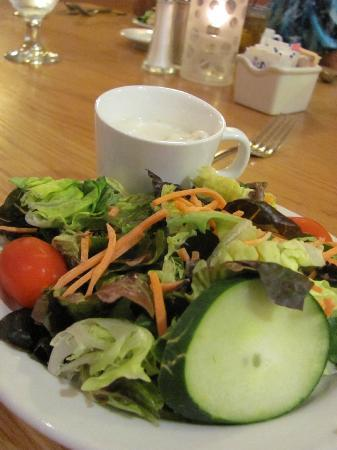 Four Points By Sheraton Punta Gorda Harborside: Salad