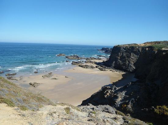 Odeceixe Beach: la playa