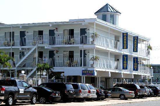 Harbor Light Family Resort: Harbor Light Motor Inn, North Wildwood NJ