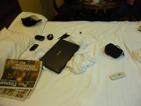 Reforma Hotel : falta de amenidades