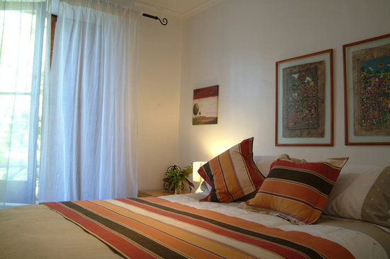 El Magnolio Bed and Breakfast: Room Duraznos