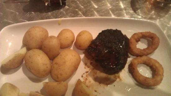JK's Steakhouse: The lump of coal