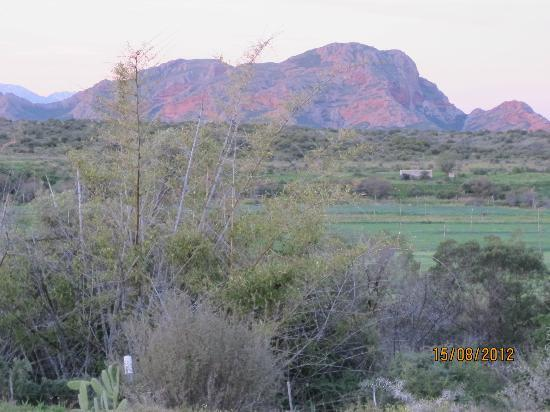 Thabile Lodge: Beautiful scenery all around