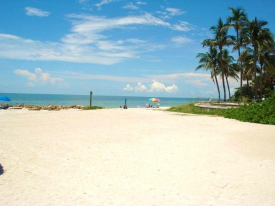 Naples Beach Hotel and Golf Club : Naples Beach
