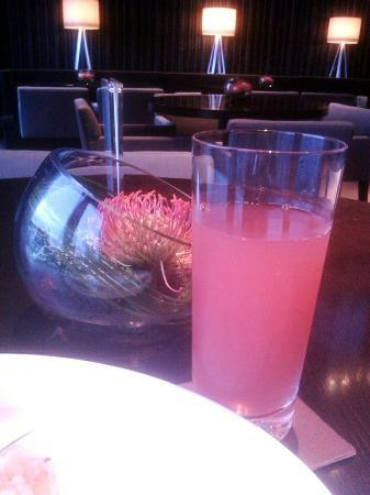 Grand Hyatt Guangzhou: Happy Hour in club lounge