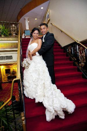 Royal Regency Hotel: Wedding i attended