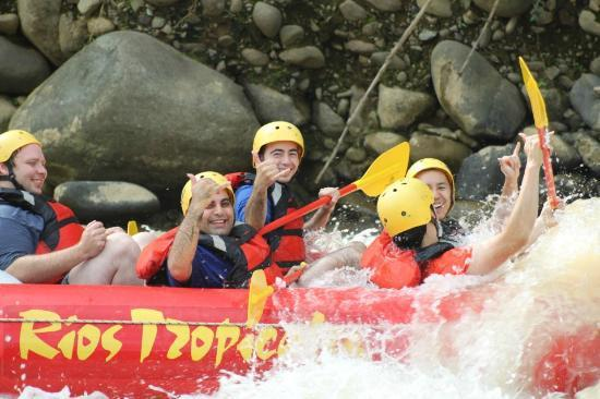 H2O Adventures: Naranjo Rafting Trip