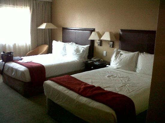 Southern Sun Pretoria: room