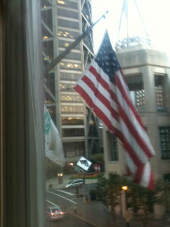 Embassy Suites by Hilton St. Louis - Downtown: View from room 252