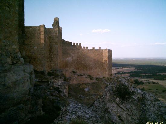 Gormaz Castle: Castillo fortaleza de Gormaz