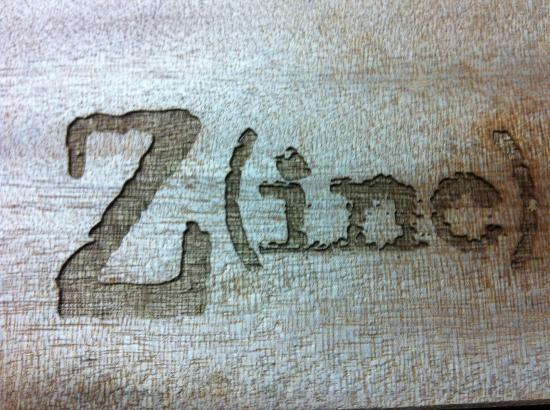 Zinc Gastro Bar: Z(inc) Gastro Bar