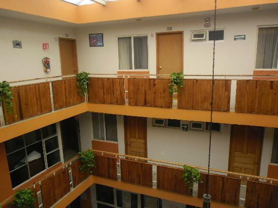 Hotel Posada San Jose: Cuartos superiores
