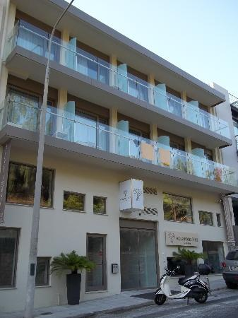 Acropolis Hill Hotel: Hotel Acropolis - Atene