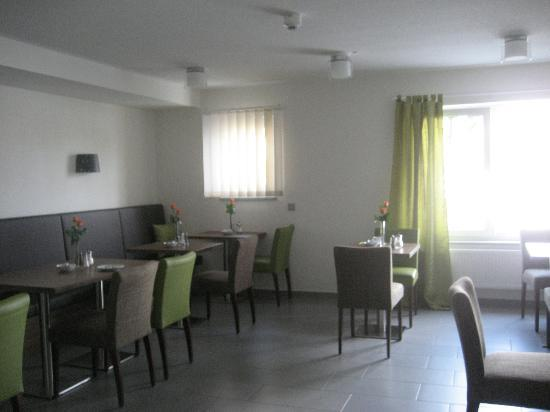 Hotel Ratisbona: klein aber nett
