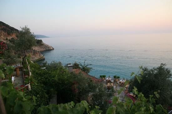 Beyaz Yunus Hotel : view from our terrace