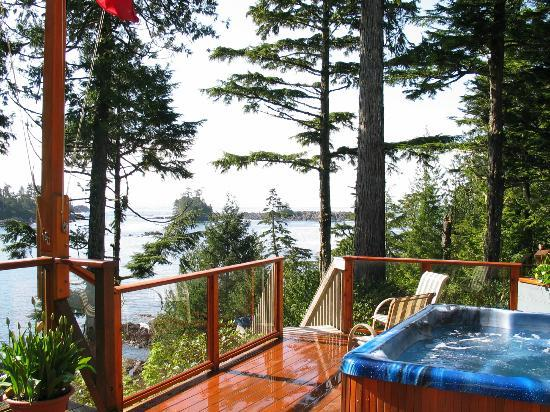 A Snug Harbour Inn: Our Awesome Ocean View