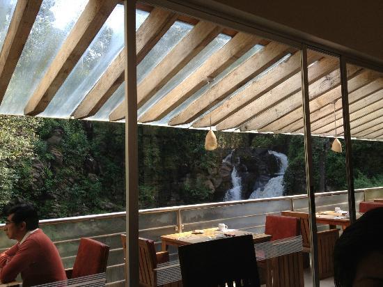 Mision Grand Valle de Bravo: Vista de el restaurante