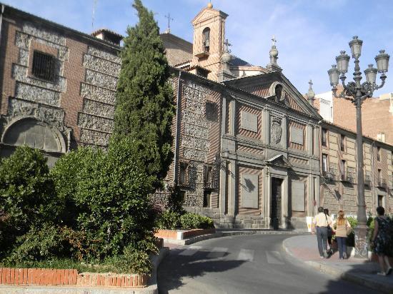 Monasterio de las Descalzas Reales : Entrada