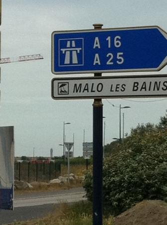 Les Gens de Mer Dunkerque : plage à 15 min de marche