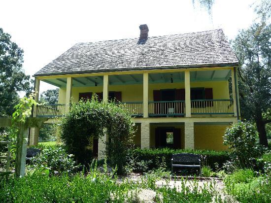 Evangeline State Park : Maison Olivier