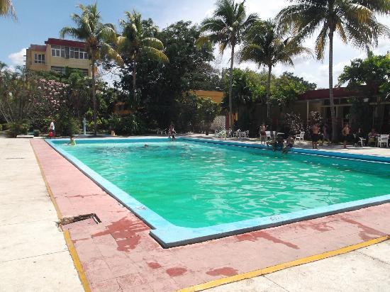 Guantanamo, Κούβα: Piscine.