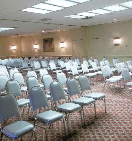 Americas Best Value Inn Northwood: Meeting Room