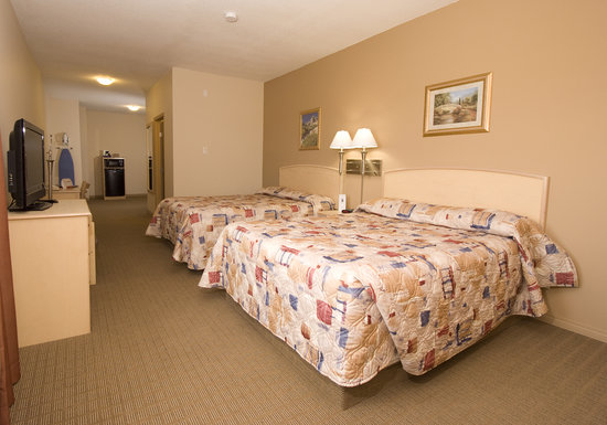 Lone Star Hotel : Double rooms