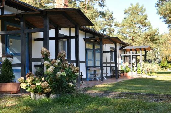Landhaus Bornicke: Appartmentanlage