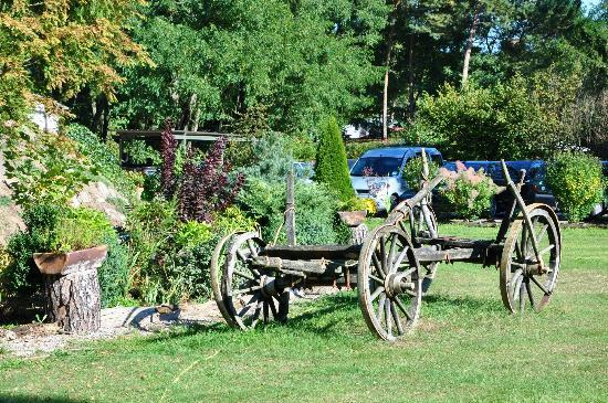 Landhaus Bornicke: Gruenanlagen