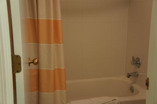 Residence Inn Portland Downtown/Lloyd Center: Shower area