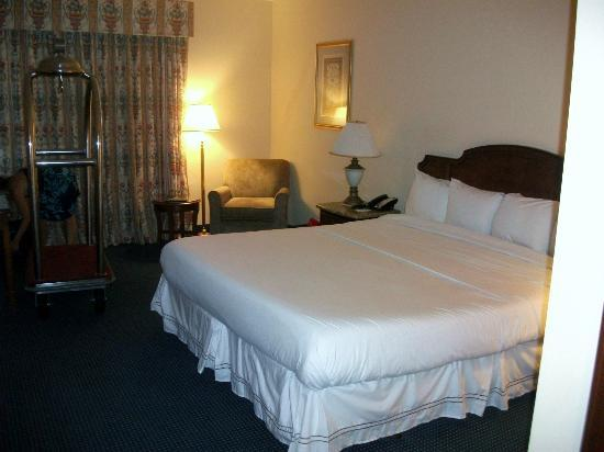 Trianon Bonita Bay: comfortable bed