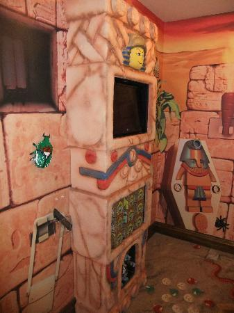 Legoland Windsor Resort Hotel: Adventure room: childrens' area