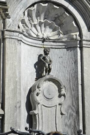 Nh Collection Brussels Centre: Manneken Pis