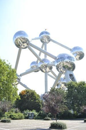 NH Collection Brussels Centre: Atomium in Heysel