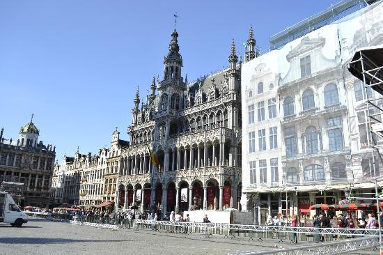 NH Collection Brussels Centre: Grand Place
