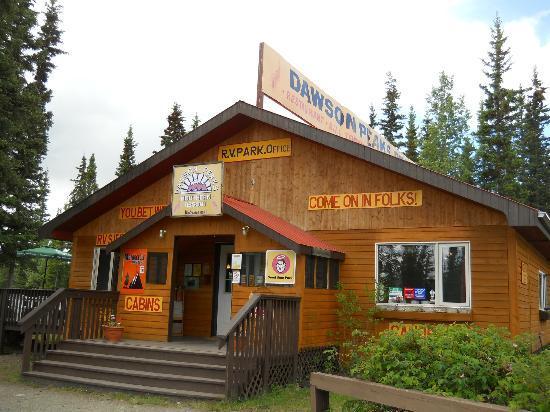 Dawson Peaks Resort & RV Park : Dawson Peaks