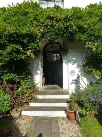 St. Vincent House: The Front Door