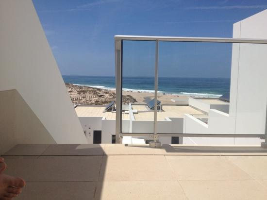 The Beachfront Apartments: vista da casa