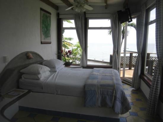 Hotel Villa Caribe : Chambre de conte de fées