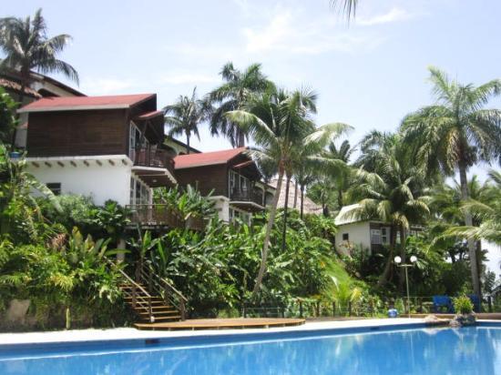 Hotel Villa Caribe: Des chambres