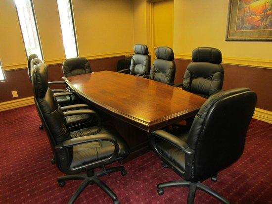 Clarion Inn Tulsa International Airport: Boardroom