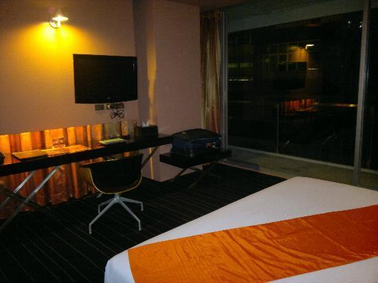 ذا هرتدج هوتلز بانكوك: Corner Suite room 715
