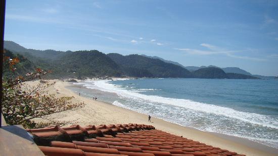 Hotel Garni Cruzeiro do Sul : desde la terraza del cuarto